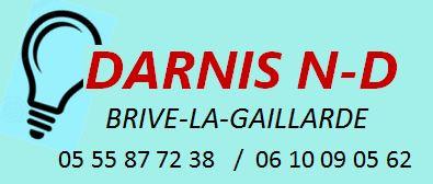 DARNIS ND - Electricien Brive Logo